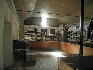 Fort Laramie Sutler's Store