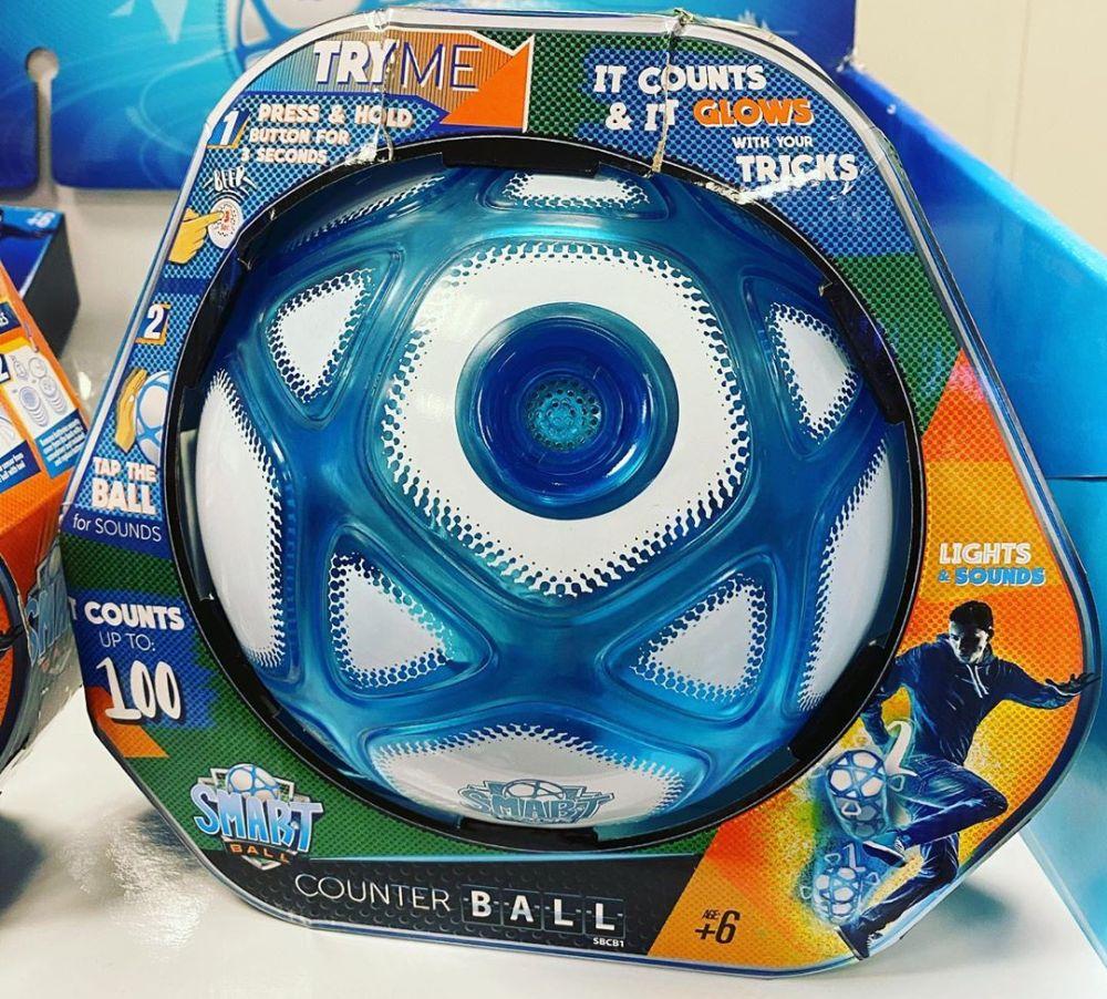 Интерактивный футбольный мяч Smart Ball