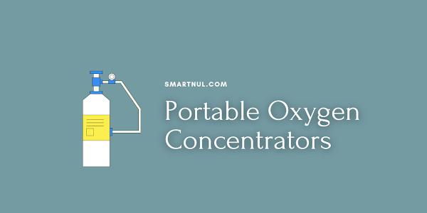 Rekomendasi Portable Oxygen Concentrators Terbaik 2021