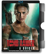 Tomb Raider: A Origem – Blu-ray Rip 720p | 1080p Torrent Dublado / Dual Áudio (2018)