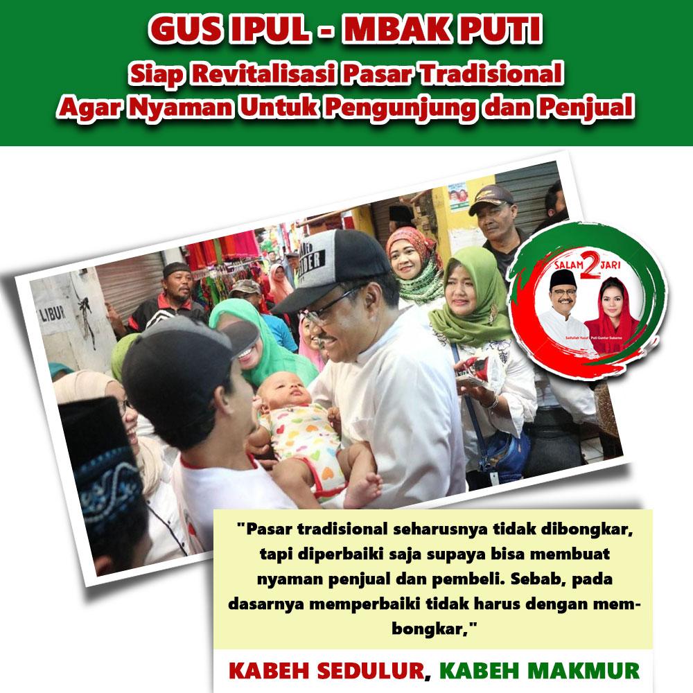 gus-ipul-berjanji-akan-revitalisasi-pasar-tradisional-di-jatim