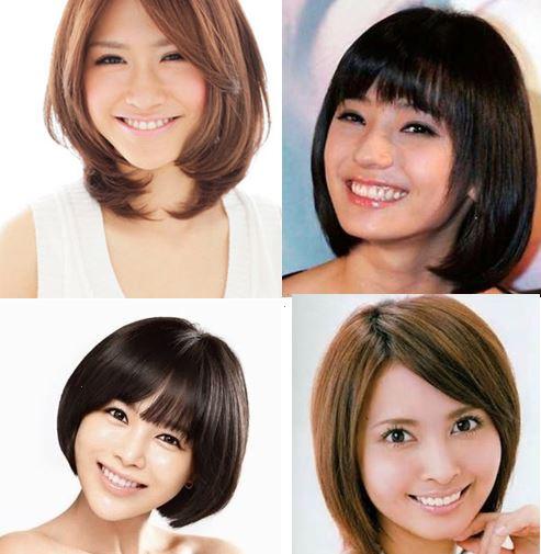 Trend 6 Potongan Rambut Pendek Wanita Sesuai Dengan Bentuk Wajah Cinuy Blog
