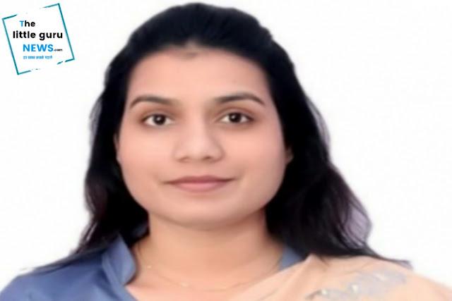 रुहीना ने यूपीएससी परीक्षा में 718वां रैंक ला चम्पारण का नाम किया रौशन