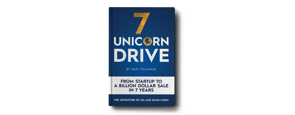 New book by Slovenian tech entrepreneur couple