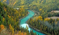 لعشاق الجمال و الإسترخاء : شاهد معنا الجمال الساحر من بحيرة كاناس ( بحيرة الوحش)
