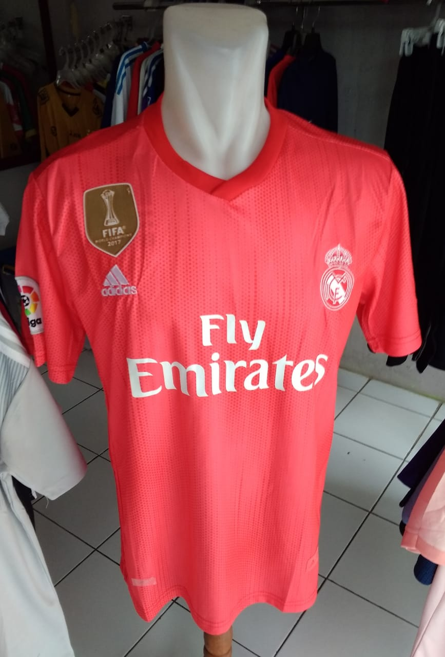 a2a1721bcfd Jersey Real Madrid 3rd 2018 2019