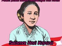 20+ Pantun pilihan terbaik memperingati Hari Kartini terpopuler tahun 2018