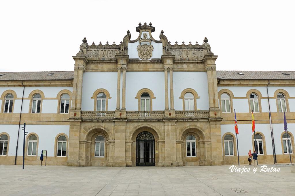 Palacio de San Marcos de Lugo