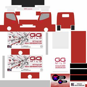 Livery Truck Canter Box Muhklas GG Mild