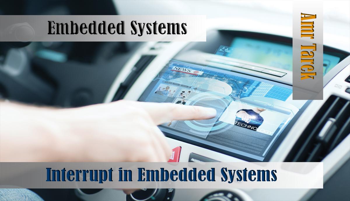 interrupt embedded system