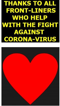 CORONA VIRUS: SINGAPORE THANKS FRONT-LINERS IN HOSPITALS