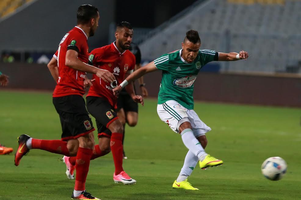نتيجة مباراة الأهلي والاتحاد السكندري بتاريخ 23-12-2019 الدوري المصري