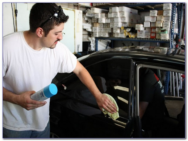 Best Auto GLASS Cleaner For Tinted WINDOWS