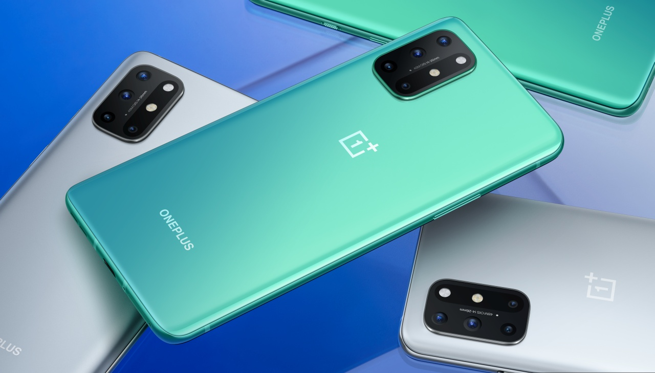 Ultra-Fast Charging, Ultra-Smooth Scrolling; OnePlus Launches OnePlus 8T Premium Smartphone