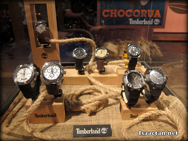 Latest Timberland Watch Collection