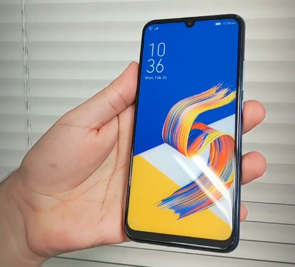 Asus ZenFone 6 leak hints at weirdly placed water-drop notch, triple rear cameras
