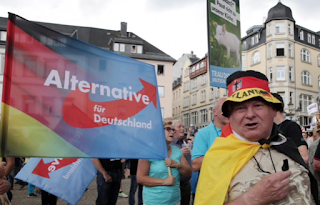 Germany's far-right party is about to be stronger than ever