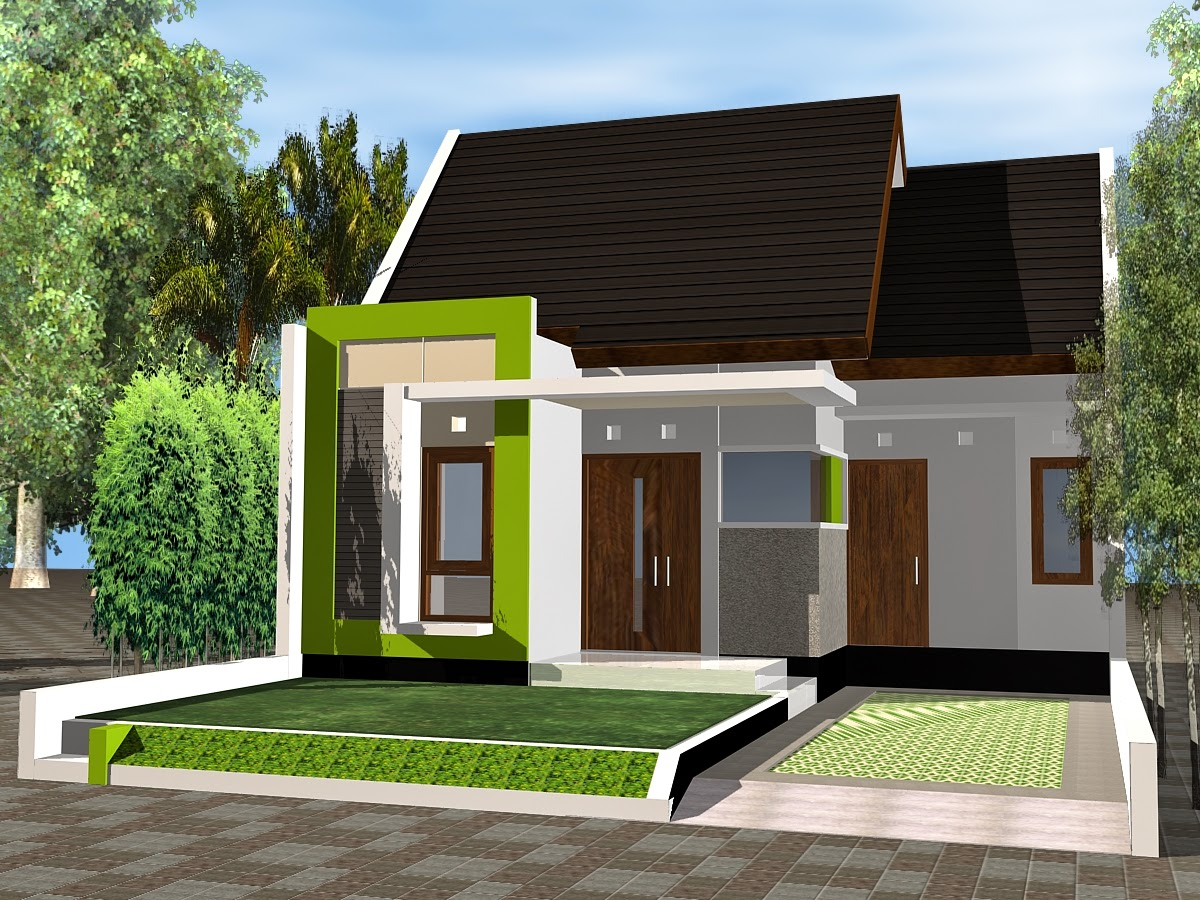 Model Rumah Minimalis Type 36 90 Rumah Minimalis Terbaru