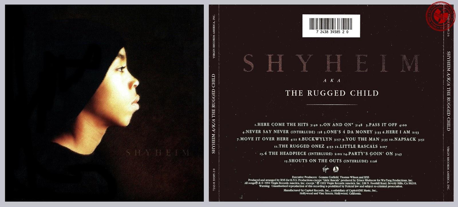 Shyheim Aka The Rugged Child Turns 25