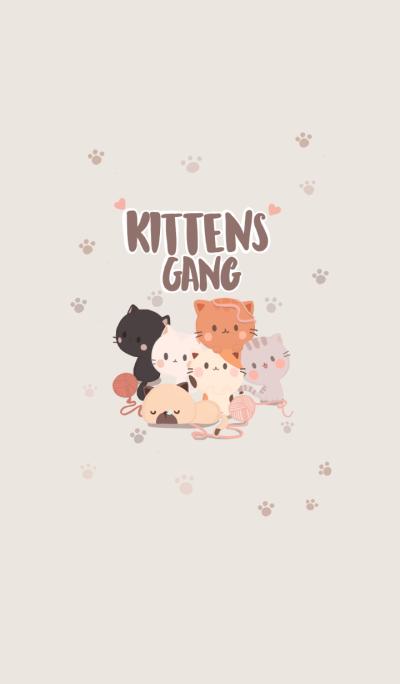 Kittens gang