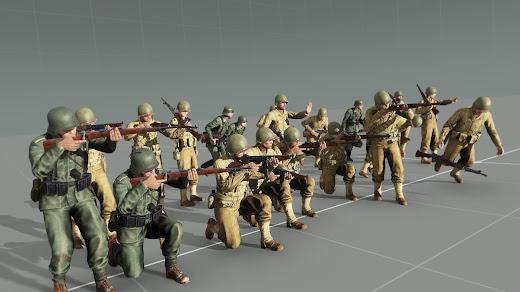 Arma3へ100以上のポーズを追加するZSL Static Poses MOD