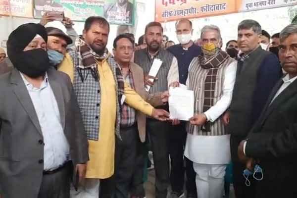 justice-for-nikita-tomer-nyay-manch-meet-minister-krishan-pal-gurjar