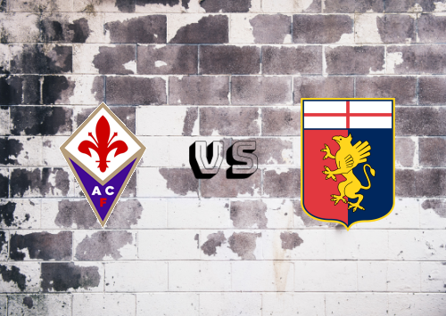 Fiorentina vs Genoa  Resumen