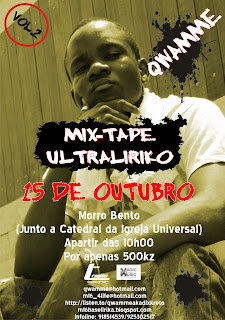 Single Promo da MIXTAPE ULTRALIRIKO vol.2‏  do QWAMME