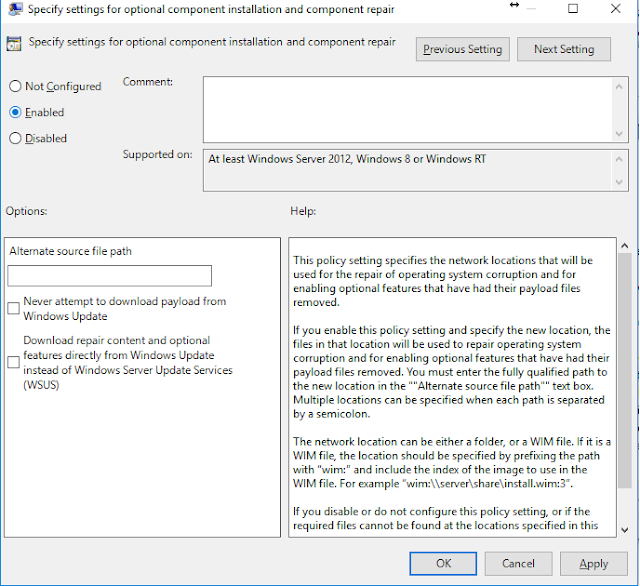 How to fix Error 0x800f081f in Windows NET Framework