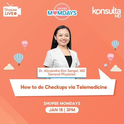 Momdays Checkups via Telemedicine