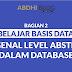 Mengenal 3 Level Abstraksi Dalam Database - Belajar Basis Data 2