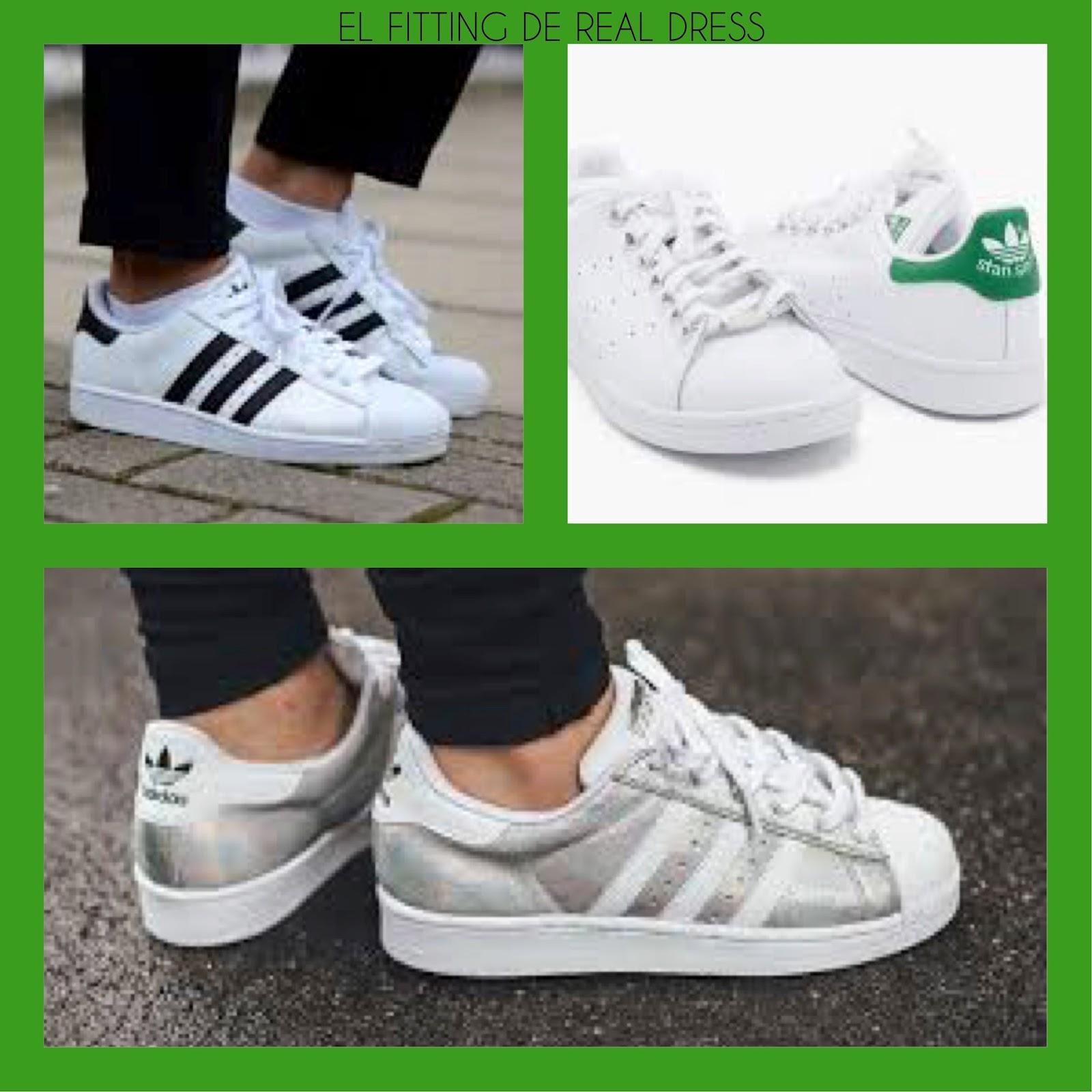 ultima moda de zapatillas adidas