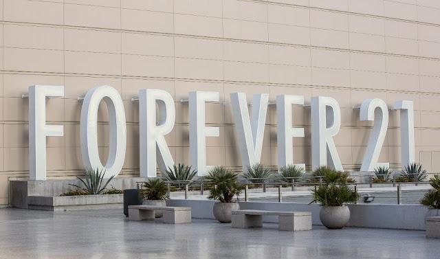 Ariana Grande y Forever 21