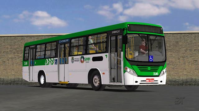 OMSI 2 - Pintura da Auto Viação Veleiro para o Comil Svelto 2008 MB
