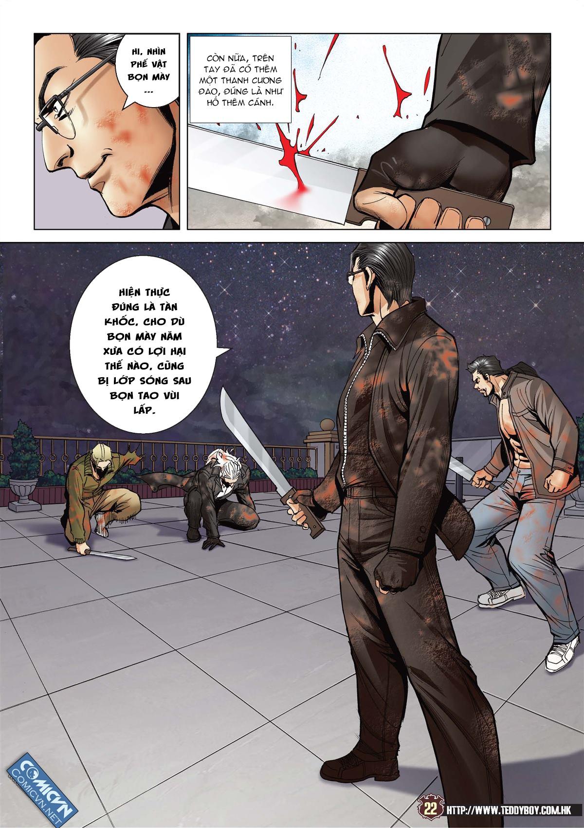 Người Trong Giang Hồ chap 2084 - Trang 20