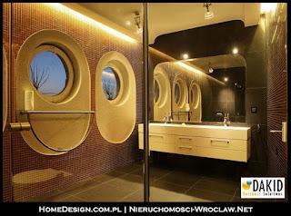 łazienka ze złota 24 karatowego