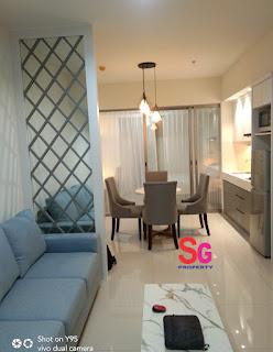 interior apartemen orange county desain korea
