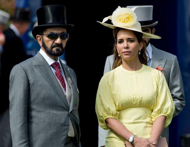 أسرار فى حياة  الأميرة هيا بنت الحسين وسبب فرارها إلى لندن