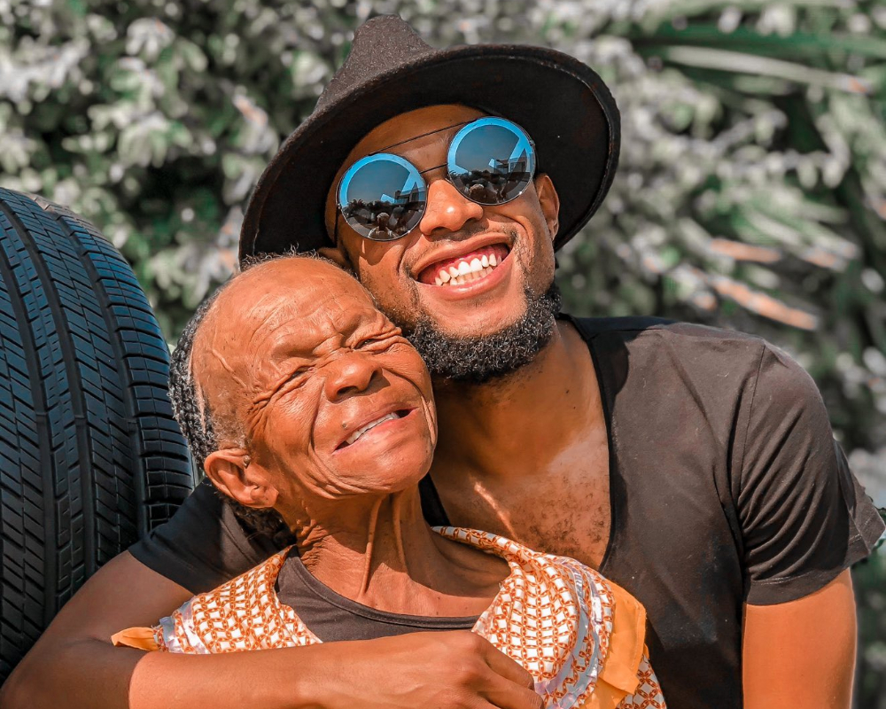 Somizi's late Mother Mary Twala To Feature In Beyoncé's Film
