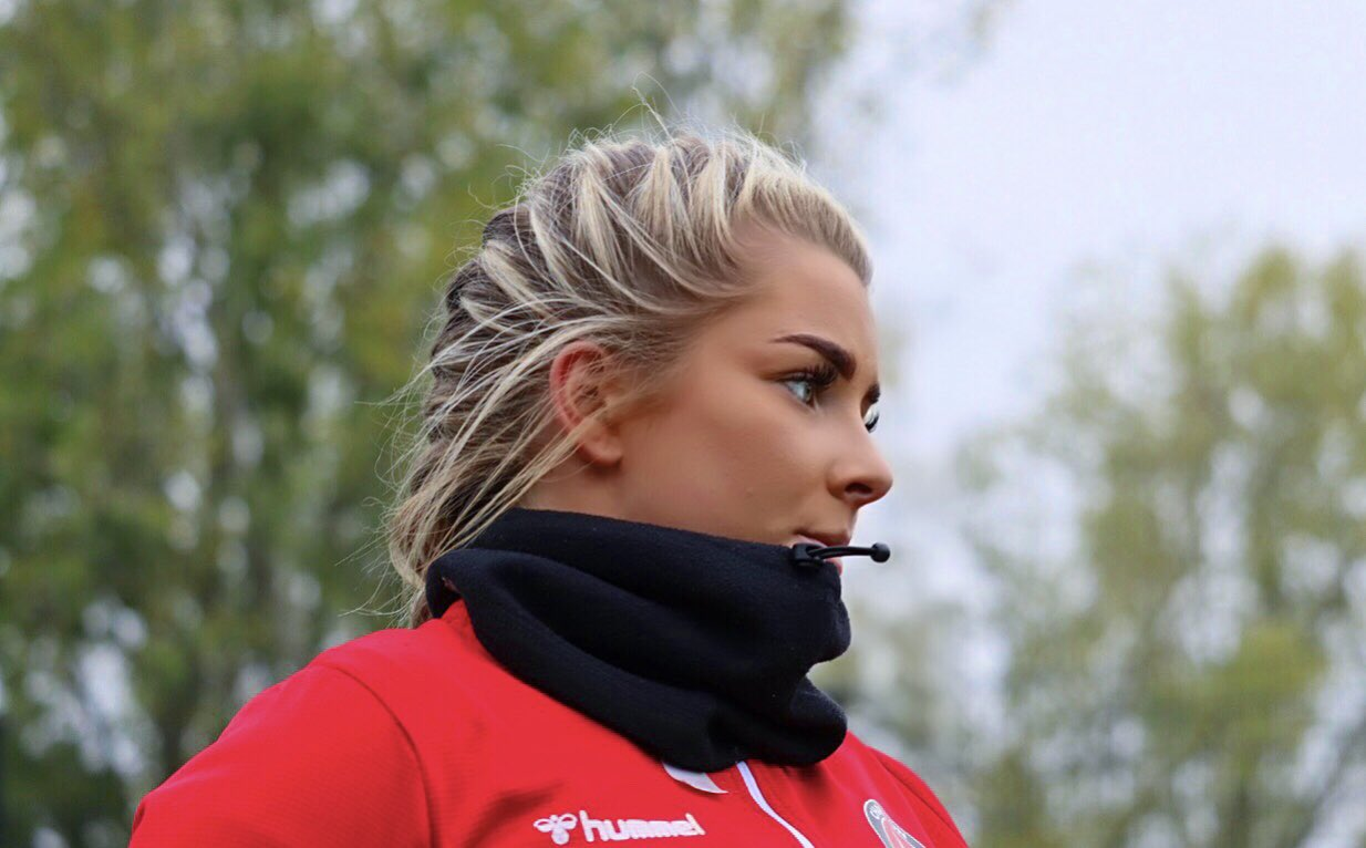Female soccer player joins OnlyFans after being sacked by Charlton