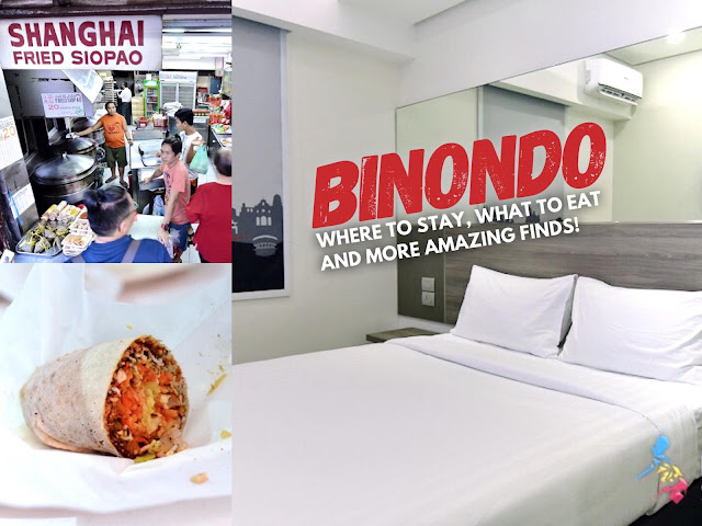 BINONDO TRAVEL GUIDE MANILA Red Planet Hotel Binondo Manila Where to Eat and Things to Do in Binondo