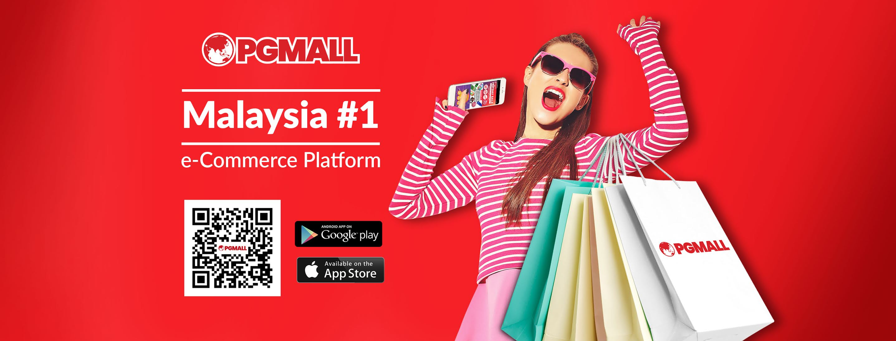 PG Mall online shop