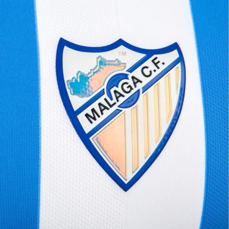 7db3433988a4e Malaga dio a conocer su camiseta titular Nike para la temporada 2017 18