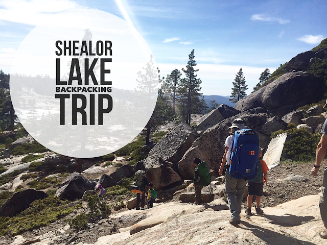 Shealor Lake Backpacking Trip Report