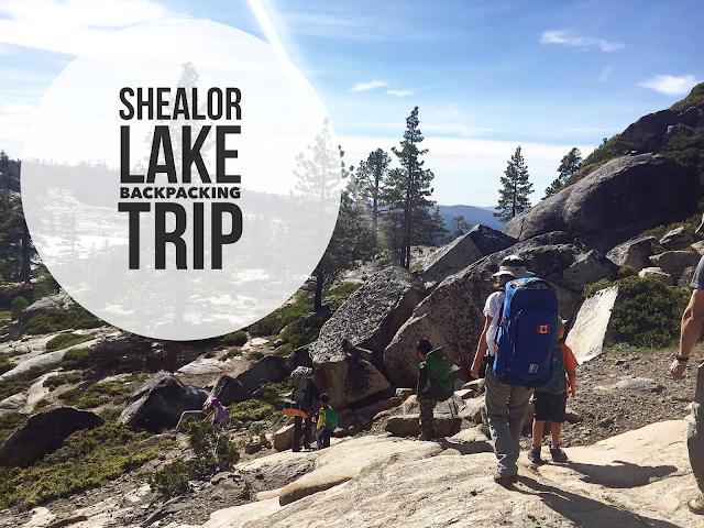 Shealor Lake Backpacking Trip Report