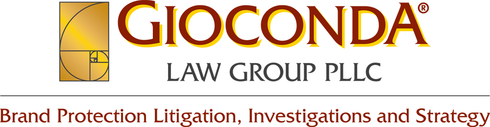 GIOCONDA LAW BLOG:  Cutting Edge Issues in Brand Protection
