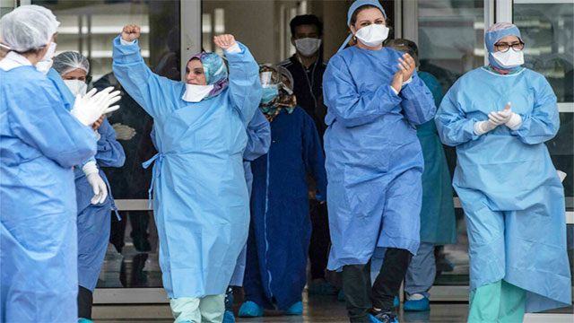 وزارة الصحة تعلن عن تراجع حالات الاصابة بكوفيد-19 بالمغرب