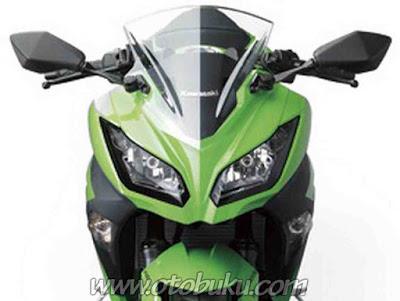 Harga Motor Kawasaki Ninja 250 Terbaru dan Terlengkap