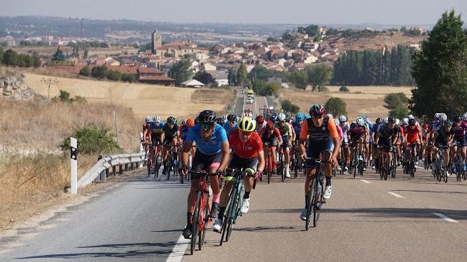 Los equipos ciclistas apuestan por que la Vuelta Junior a la Ribera del Duero siga en el calendario internacional
