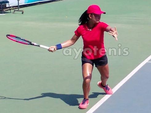 Libas Unggulan Ketiga, Priska Melenggang ke Final Turnamen ITF J1 Nanjing